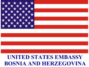 US Embassy - Logo
